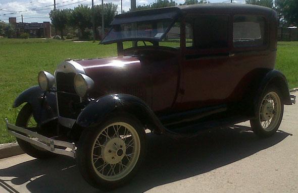 Car Ford 1928