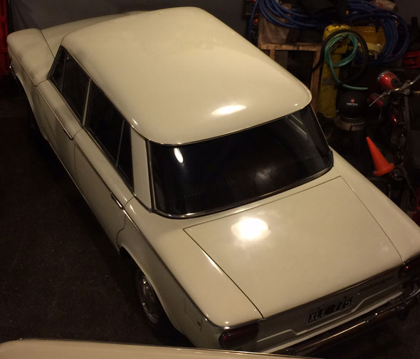 Auto Fiat 1500 C