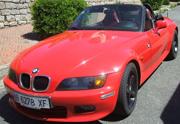 Car BMW Z3