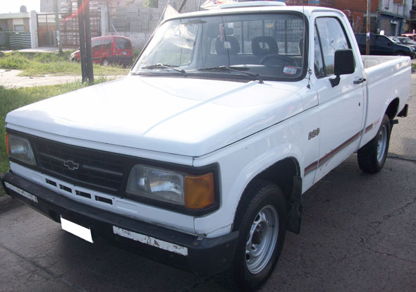 Car Chevrolet D20 Custom 4.1 Diesel 1992