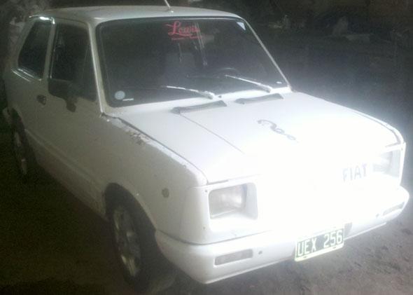 Car Fiat 133 Iava Top