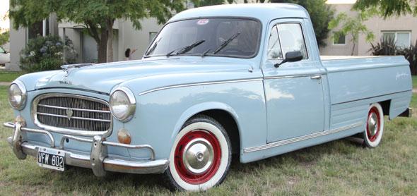 Auto Peugeot T4B