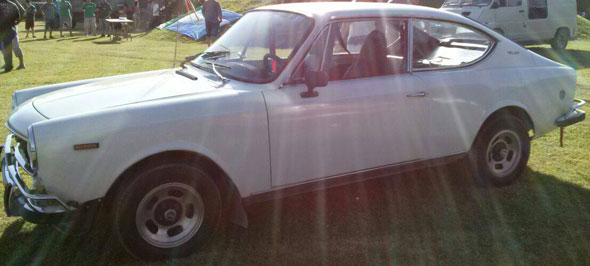 Auto Fiat Coup� 125