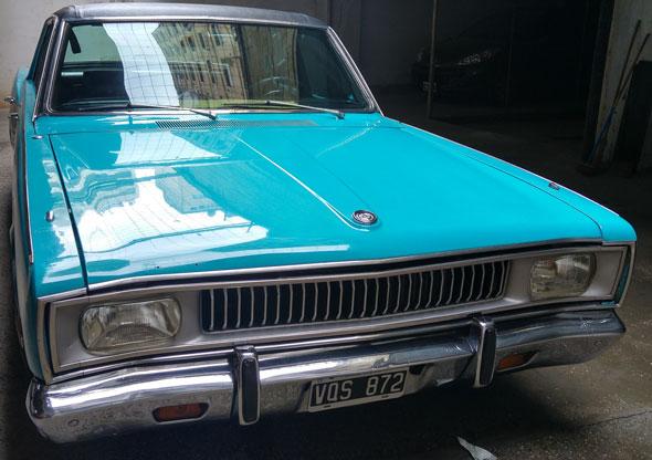 Car Dodge Coronado 1974