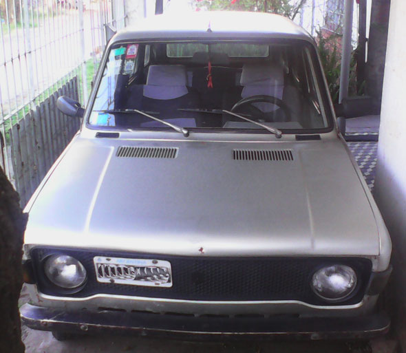 Auto Fiat 128 Rural