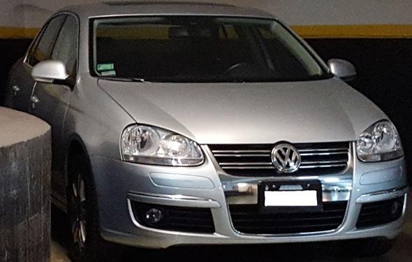 Car Volkswagen Vento