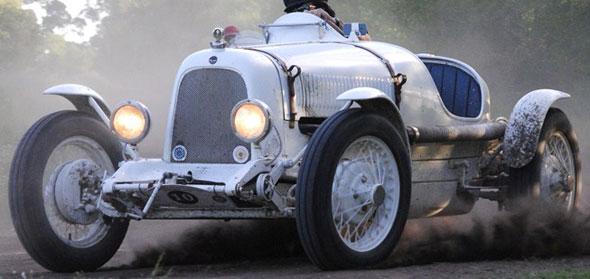 Car Whippet Overland 1926 6 Cilíndros