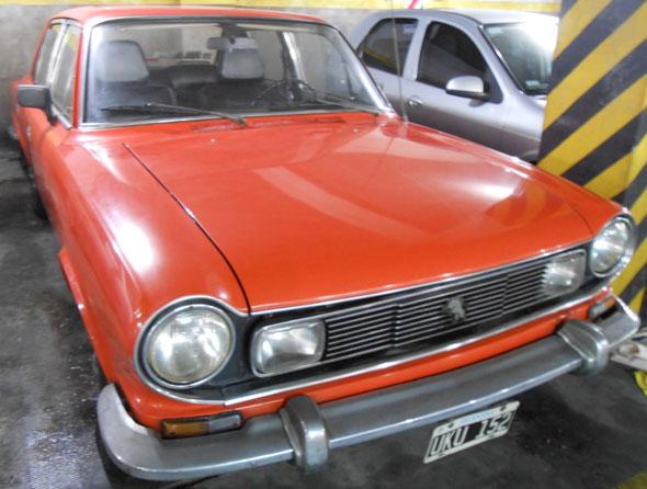 Car Renault Torino Grand Routier