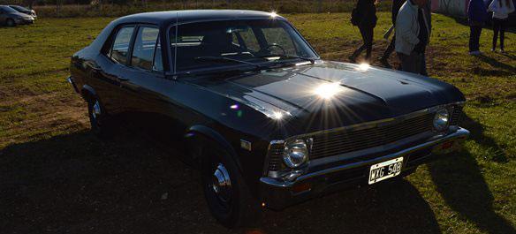 Auto Chevrolet Chevy Nova