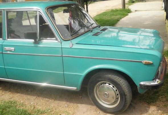 Car Fiat 1973