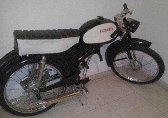Motorcycle Legnano 1957