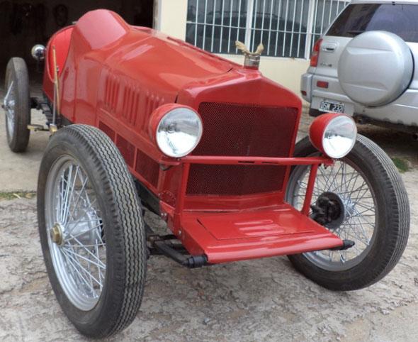 Auto Fiat 1924