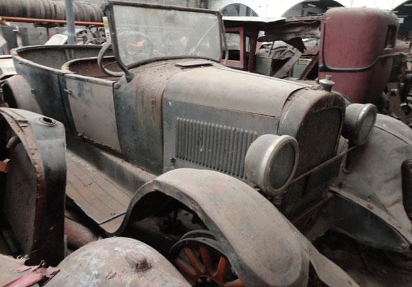 Auto Dodge 1928