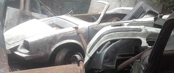 Car Fiat Barchetta 133