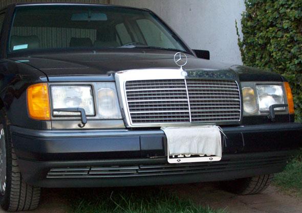 Car Mercedes Benz 300E (W124)
