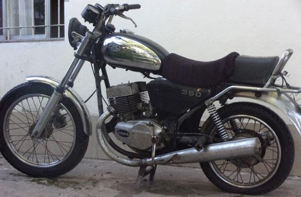 Auto Jawa 350 94