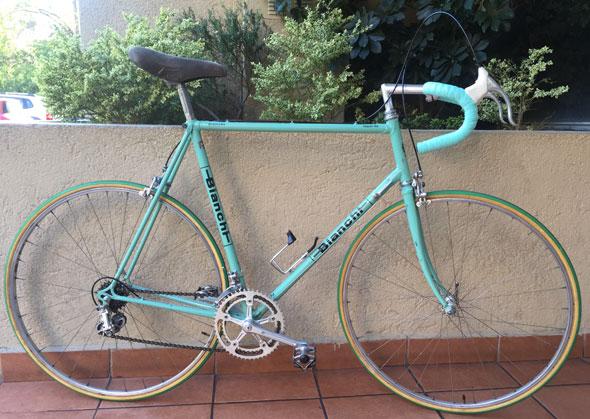 Bike Rekord 748 Bianchi