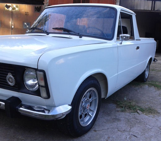 Car Fiat 125 Multicarga