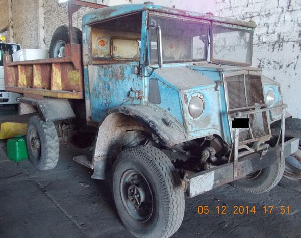 Car Guerrero 1943