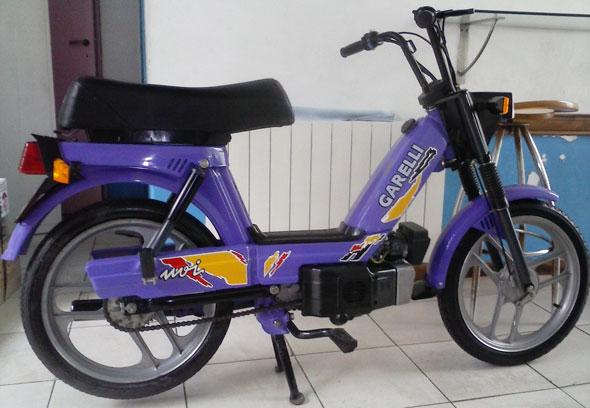 Car Garelli Noi