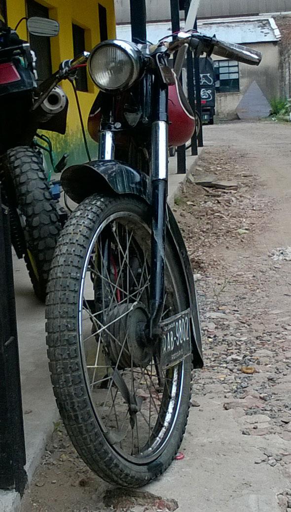 Moto Legnano Demm 48
