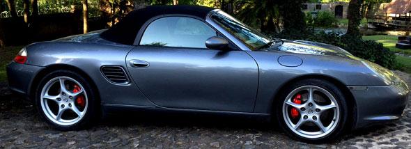 Car Porsche Boxter S
