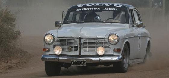 Car Volvo 122