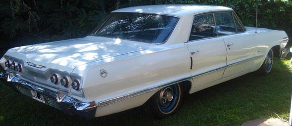 Auto Chevrolet Impala 1963