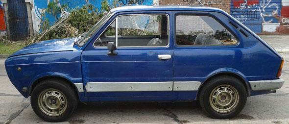 Auto Fiat 133 Iava Top