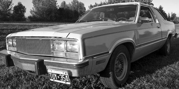 Auto Mercury Zephyr