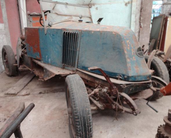 Car Renault 1919