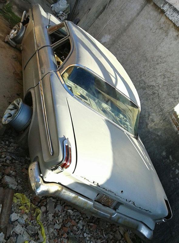 Car Chrysler 1962