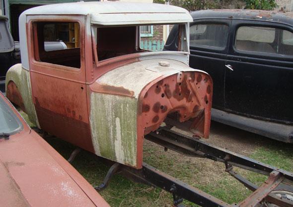 Auto Hudson 1928