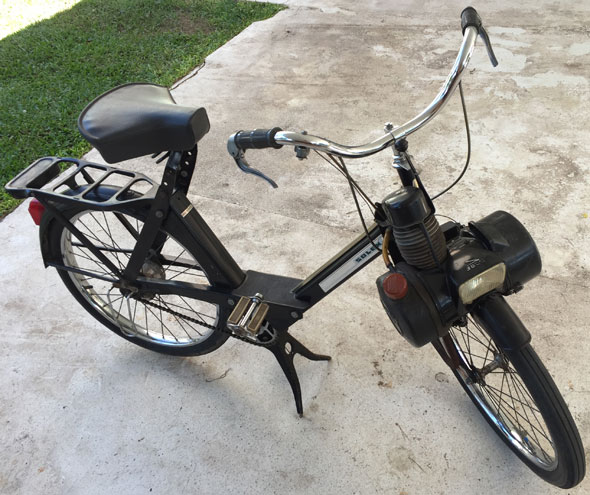 Motorcycle Velosolex 3800