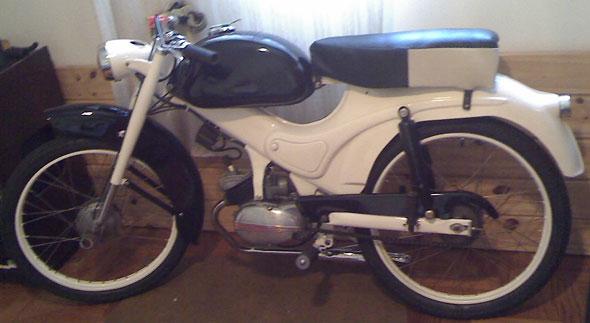 Motorcycle Legnano Sport 48