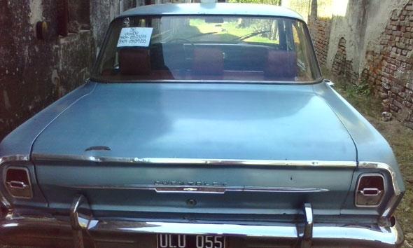 Car Chevrolet 1964