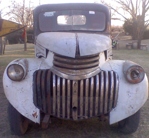 Auto Chevrolet 1946 Pick Up