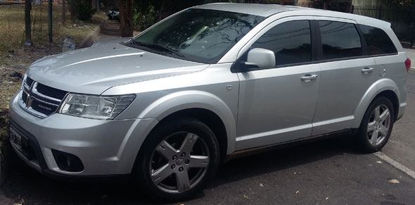 Car Dodge Journey