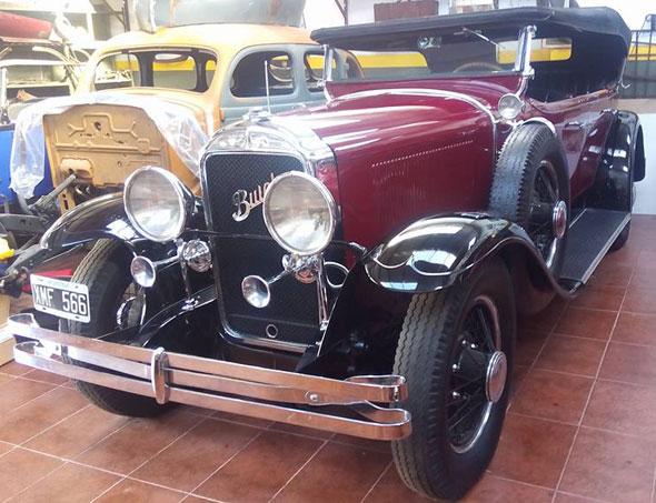 Car Buick 1929