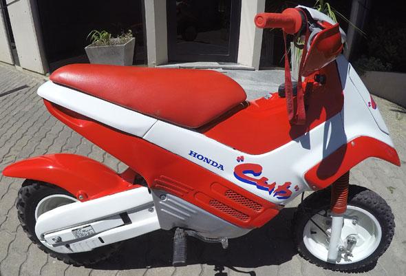 Auto Honda Cub EZ90