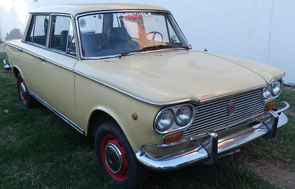 Car Fiat 1500 C