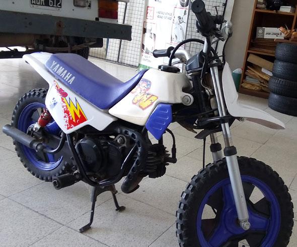 Auto Yamaha PW 50