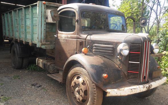 Car Austin 1944 Camión