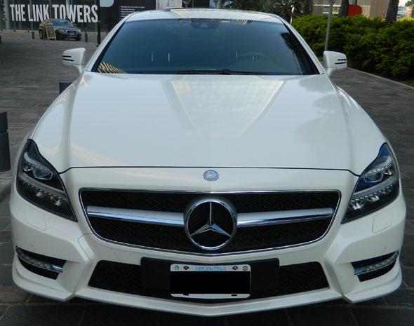Car Mercedes Benz CLS 350