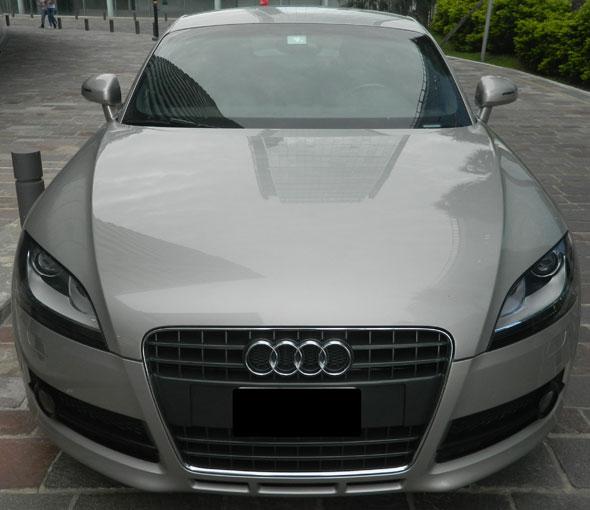 Car Audi TT 2.0 TFSI