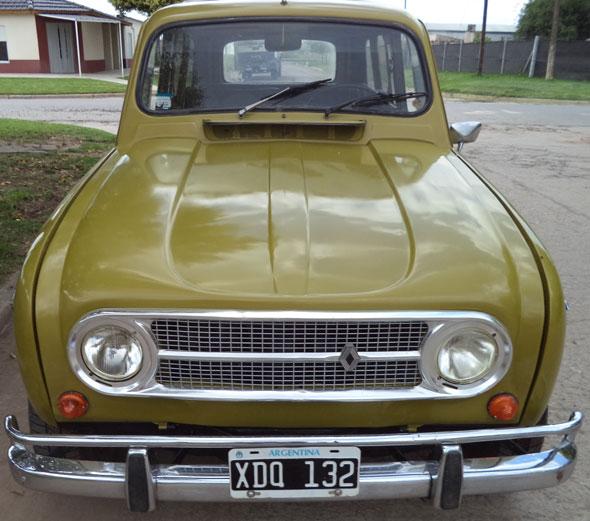 Car Renault 4S