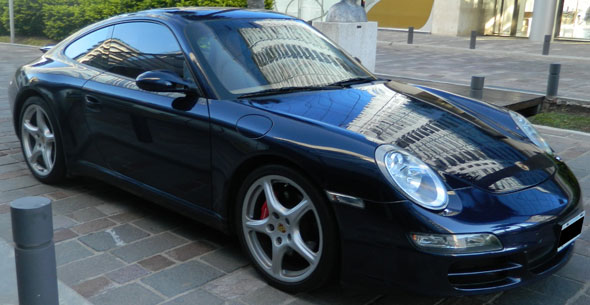 Car Porsche 911 Carrera S