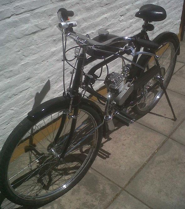 Bicicleta Bicimoto Rodado 26