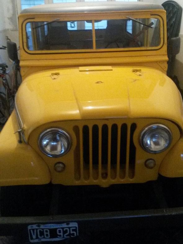 Auto IKA 1968