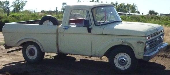 Car Ford 1966